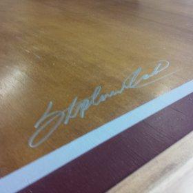 Stephen Clark Signature