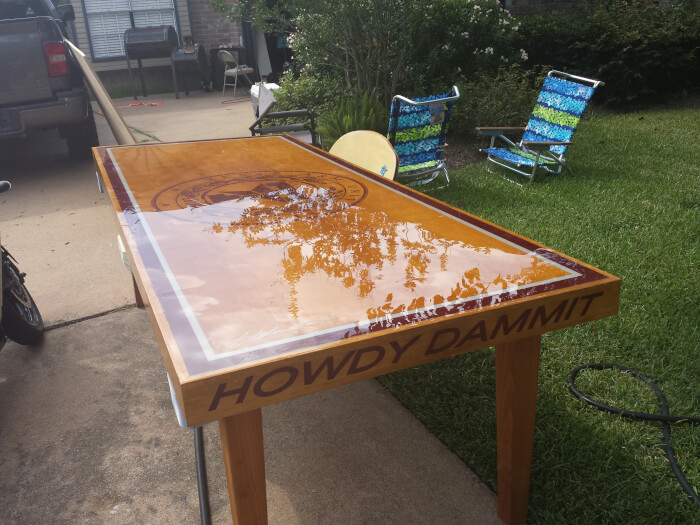 Custom Beer Bong Tables Triple Crown Tailgate,Dance Studio T Shirt Designs