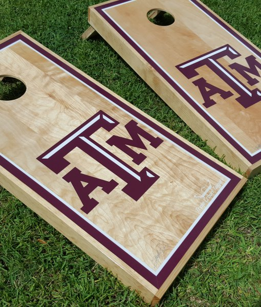 Basic Aggie Logo Boards