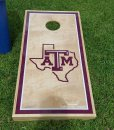 Texas A&M Cornhole Board