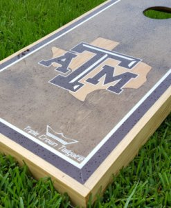 Texas A&M Aggies Waterproof Cornhole Boards
