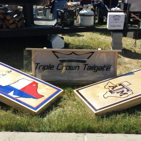 College Station Tailgating With Triple Crown Tailgate