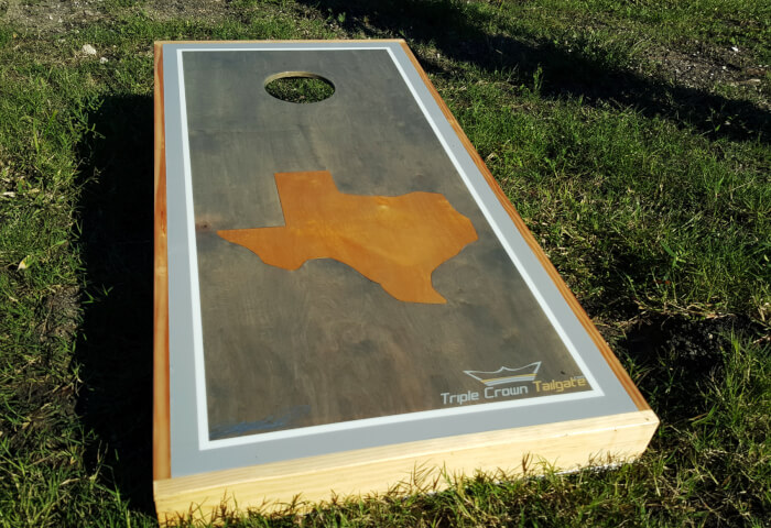 Texas Oak Aggie Boards