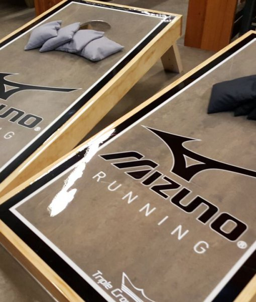 Mizuno Cornhole Boards