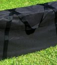 Black Cornhole Storage Bag