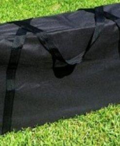 Black Cornhole Storage Bag