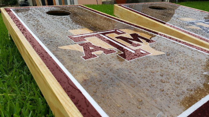 Wet Aggie Boards